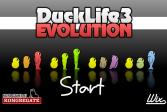 Играть Жизнь утки 3: Эволюция онлайн флеш игра для детей