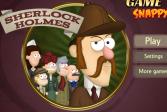 Играть Шерлок Хомс. Чайный магазин Му онлайн флеш игра для детей