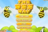 Играть Путь пчелы онлайн флеш игра для детей