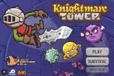 Играть Рыцарь башни онлайн флеш игра для детей