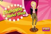 Играть Шоу очаровательной модели онлайн флеш игра для детей