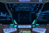 Играть Разъяренный космос онлайн флеш игра для детей