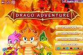 Играть Путешествие дракончика онлайн флеш игра для детей