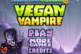 Играть Вампир вегетарианец онлайн флеш игра для детей
