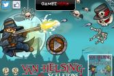 Играть Ван Хельсинг против скелетов 2 онлайн флеш игра для детей