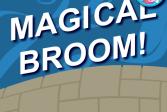 Играть Волшебная Метла онлайн флеш игра для детей