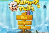 Играть Вкусные Орехи онлайн флеш игра для детей