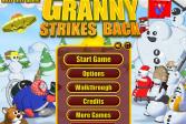Играть Бабуля дает сдачи онлайн флеш игра для детей