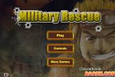 Играть Военный спасатель онлайн флеш игра для детей