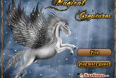 Играть Найди отличия: Волшебные существа онлайн флеш игра для детей