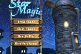 Играть Магия звезды онлайн флеш игра для детей
