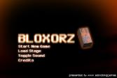 Играть Блоксорз онлайн флеш игра для детей