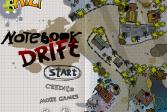 Играть Дрифт в блокноте онлайн флеш игра для детей