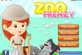Играть Безумный Зоопарк онлайн флеш игра для детей