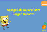 Играть Губка Боб квадратные штаны - гамбургер золотое дно онлайн флеш игра для детей