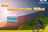 Играть 3D Горный велосипед онлайн флеш игра для детей