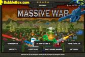 Играть Массивная Война онлайн флеш игра для детей