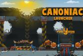 Играть Запуск пушечного маньяка онлайн флеш игра для детей