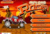 Играть Гонки на мини-машинах онлайн флеш игра для детей