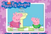 Играть Пазл Белоснежная улыбка свинки Пеппы онлайн флеш игра для детей
