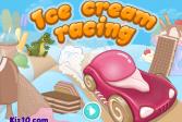 Играть Мороженые гонки онлайн флеш игра для детей