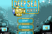 Играть Подводный охотник онлайн флеш игра для детей