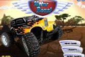 Играть Мотор зверь онлайн флеш игра для детей