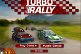 Играть Турбо Ралли онлайн флеш игра для детей