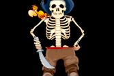 Играть Черный морской дьявол онлайн флеш игра для детей