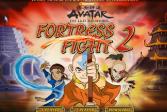 Играть Аватар: Последний маг воздуха - Борьба крепости 2 онлайн флеш игра для детей
