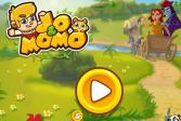 Играть Джо и Момо онлайн флеш игра для детей