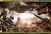 Играть Битва людей с пришельцами онлайн флеш игра для детей