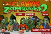 Играть Убей зомби 2 онлайн флеш игра для детей