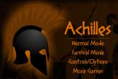 Играть Achilles онлайн флеш игра для детей