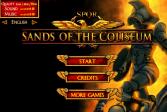 Играть Пески Колизея онлайн флеш игра для детей