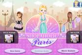 Играть За покупками в Париж онлайн флеш игра для детей