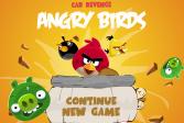 Играть Злые Птицы на Автомобиле Месть онлайн флеш игра для детей