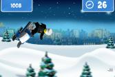 Играть Лего: Новогодняя Полиция онлайн флеш игра для детей