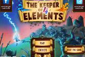 Играть Хранитель 4 элементов онлайн флеш игра для детей