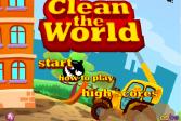 Играть Очистите Мир онлайн флеш игра для детей