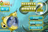 Играть Подводный охотник - 2 онлайн флеш игра для детей