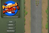 Играть Когда атакуют пингвины онлайн флеш игра для детей