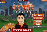 Играть Гонки на Хотродах онлайн флеш игра для детей