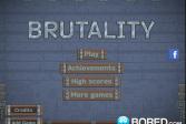 Играть Зверство онлайн флеш игра для детей