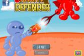 Играть Защита от зла онлайн флеш игра для детей