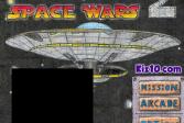 Играть Космические войны на ноутбуке онлайн флеш игра для детей