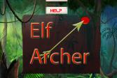 Играть Стрельба из лука: Эльф лучник онлайн флеш игра для детей