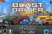 Играть Взрывной гонщик онлайн флеш игра для детей