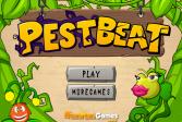 Играть Удар по вредителям онлайн флеш игра для детей