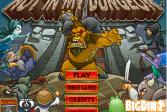 Играть Не в моем подземелье онлайн флеш игра для детей